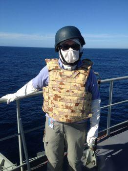 Experiential Learning HMAS Success 2013