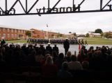 Navy Recruit Graduation