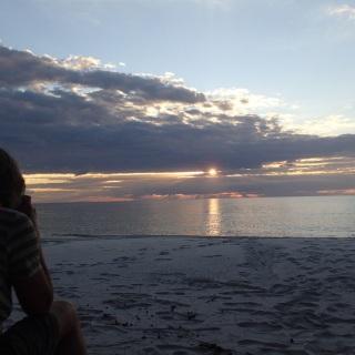 Awinya sunset