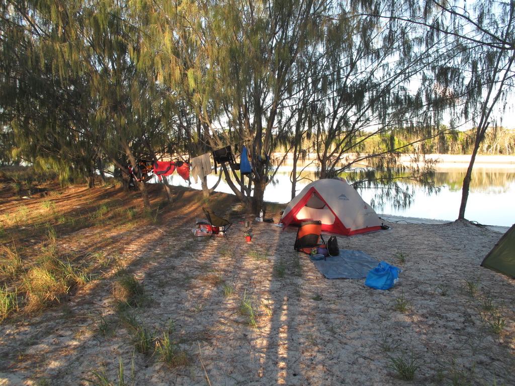 Coogul campsite